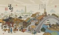 江南百景图探险里的布匹位置一览