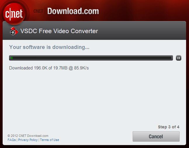 光盘刻录视频转换器(VSDC Free Video Converter)2.4.2 官方版