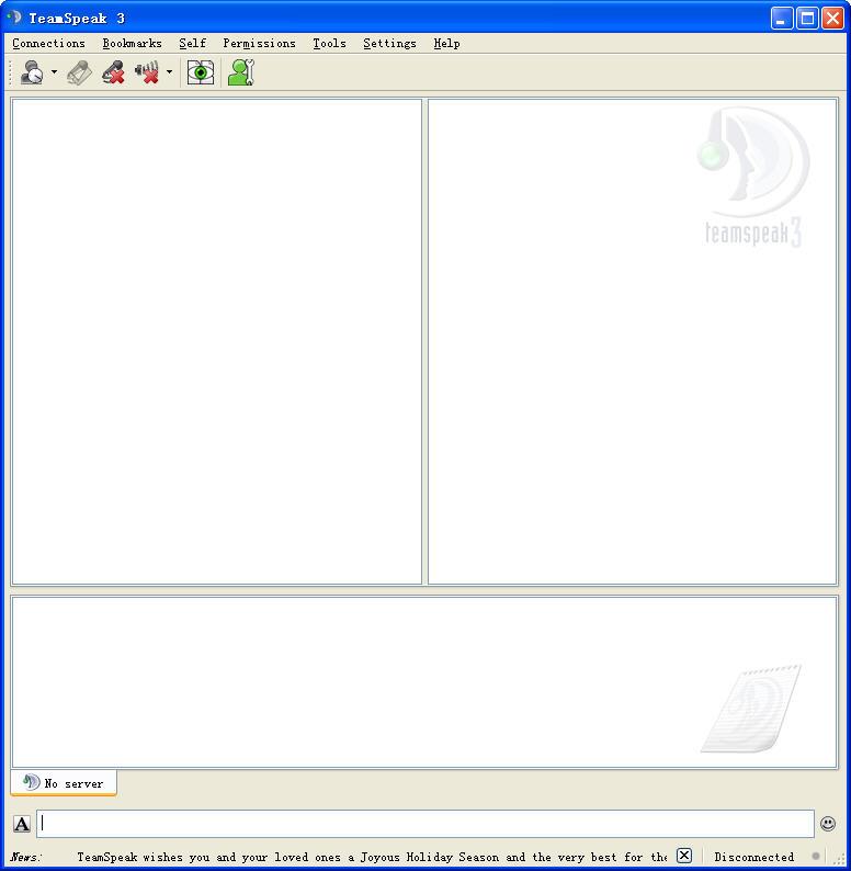 team speakV3.0.8.1 中文官方版截图4
