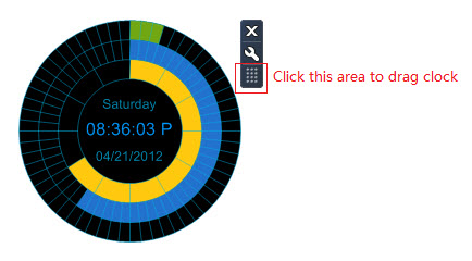 XUS ClockV1.3.68 汉化绿色破解版