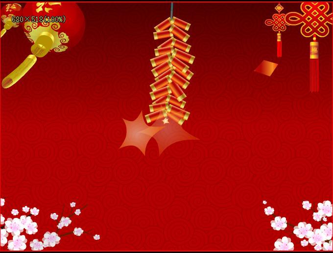 蛇年春节flash素材