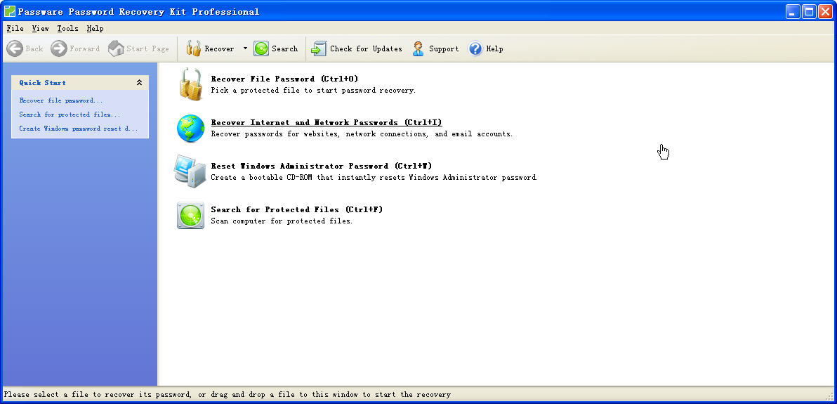 Passware Password Recovery Kit(密码破解套装)V11.1.4002 破解绿色版