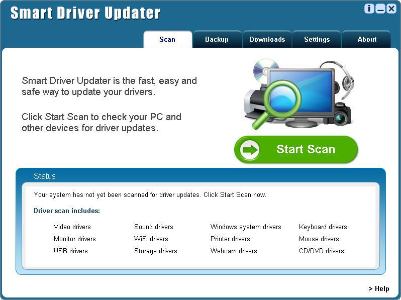 Smart Driver Updater(驱动检测工具)V5.0.142 官方最新版