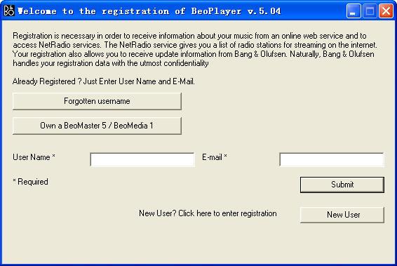 BeoPlayerV5.04