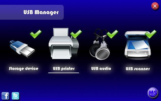 USB ManagerV1.9.5 英文安装版