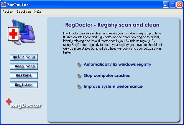 InfoWorks Technology RegDoctorV2.25 破解版