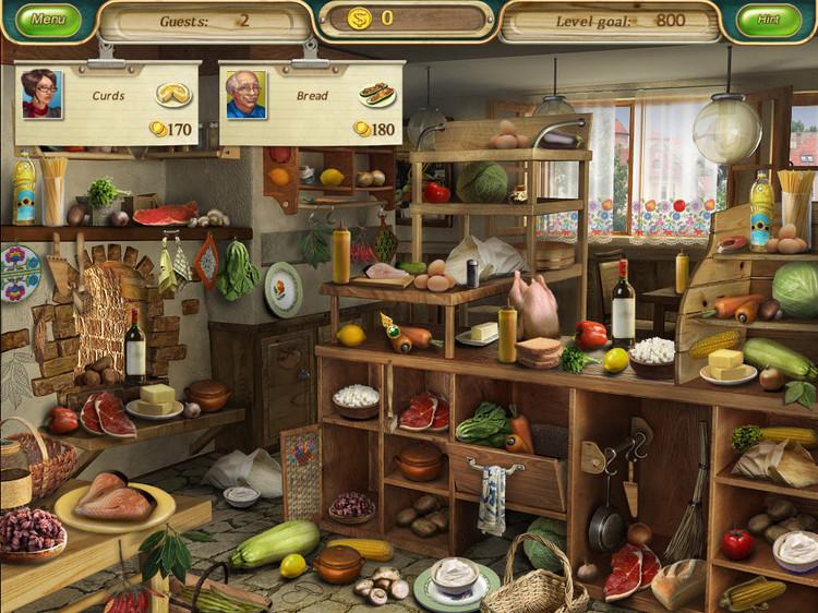 疯狂美食家3:动物园 英文版 图片预览