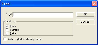 WinCE注册表远程编辑工具