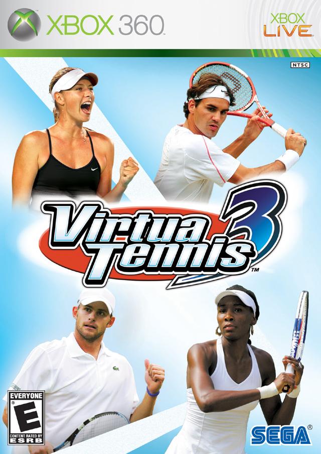 VR网球大师赛