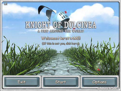 冒险骑士 英文版大图预览_冒险骑士 英文版图
