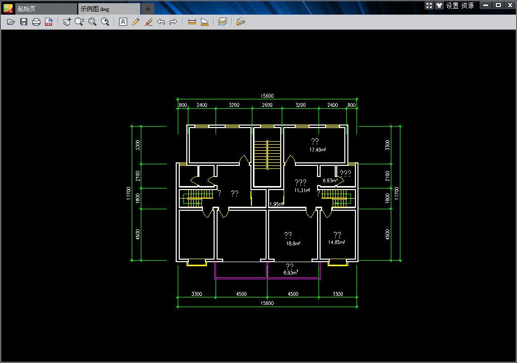 CAD迷你看图V2017R6 正式版