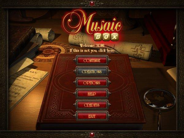 古典音乐盒 英文版