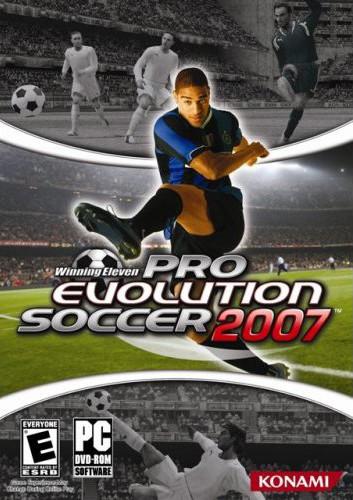 实况足球2007 中文版