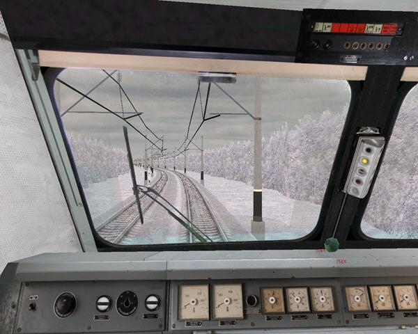 真实火车模拟 英文版大图预览_真实火车模拟
