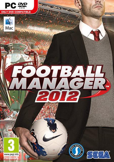 英超足球经理2012 英文版