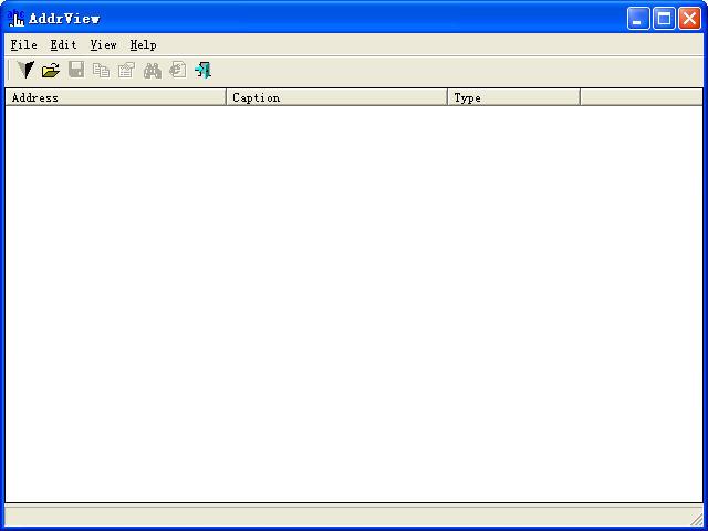 AddrViewV1.0 绿色版