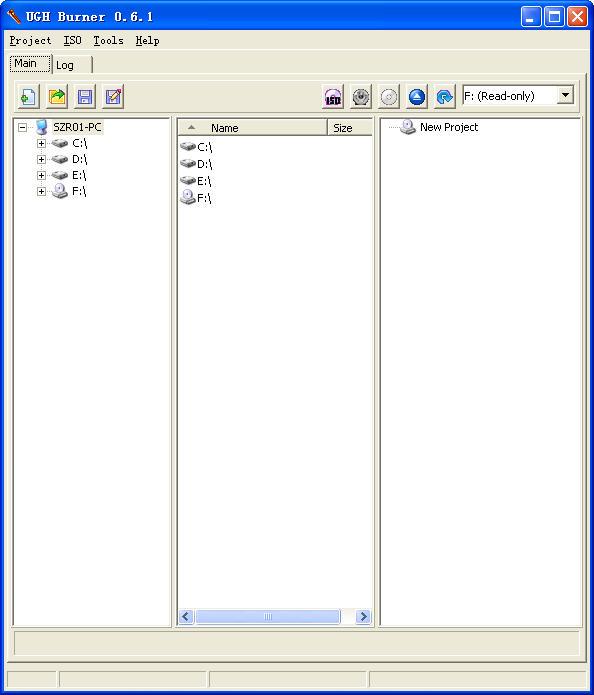UGH BurnerV0.6.1 免费版