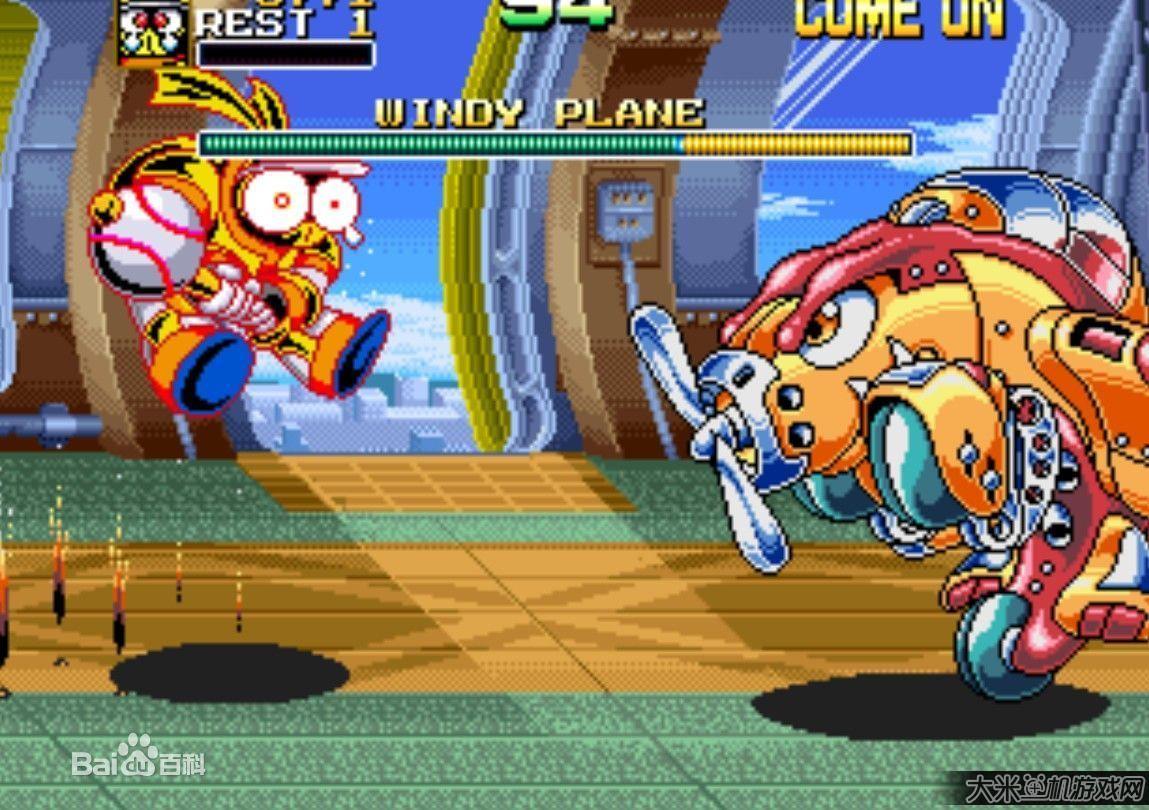 《忍者棒球》游戏是一款经典的街机游戏,游戏中可以选择红绿黄蓝4名忍者棒球手,分别擅长技巧、速度、力量以及远距攻击,很多动作都来自于棒球比赛中的实际技巧。敌方的角色也都是Q版的可爱卡通形象。虽然只有打和跳两个按键,操作也是标准的快打旋风类型,不过本作中的招数更加丰富,针对不同的角色有着各自的必杀技:JOSE是前冲中后前+跳,RYNO是跳跃中上下+跳,ROGER是靠近敌人摇杆一圈+跳,STRAW是后下前+跳,此外全角色都有跳跃中后前+拳的大型召唤技。 游戏操作 W:上 S:下 A:左 D:右 J:A K:B