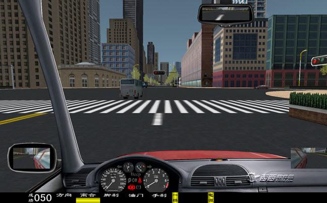 汽车驾驶模拟器V2.0.006 免费版