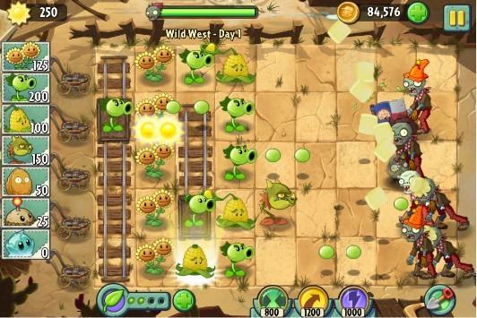 植物大战僵尸2V1.0.1 安卓版