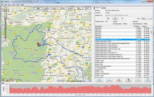 转换路线(RouteConverter)V2.11