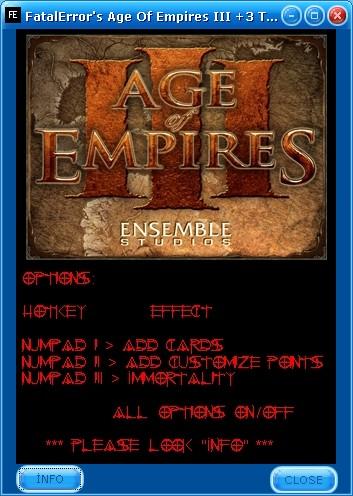 帝国时代3修改器 帝国时代3辅助下载