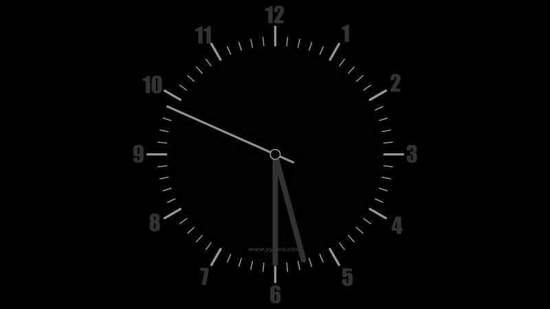 时钟4点钟敲4下_【时钟屏保软件】电脑时钟屏保软件下载_时钟屏保软件大全_飞翔 ...