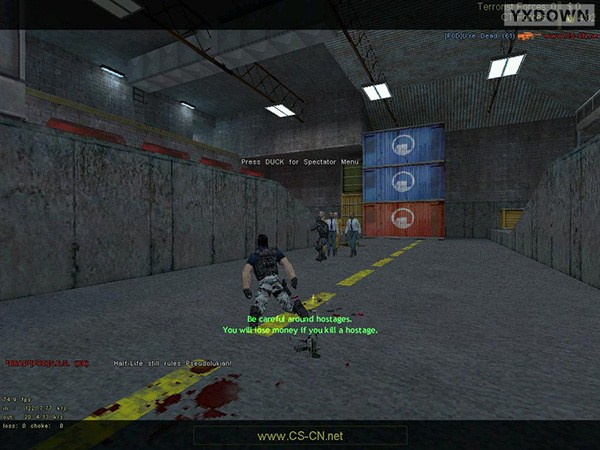 反恐精英 CS1.5机器人补丁截图4