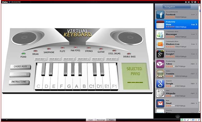 苹果IPAD模拟器(iPadian)V0.5