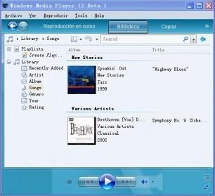 Windows Media Player 12(WMP12播放器)