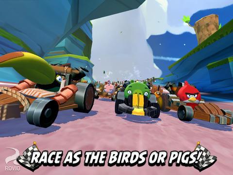 愤怒的小鸟Go(Angry Birds Go_愤怒的小鸟卡丁车)V1.2.0 安卓版