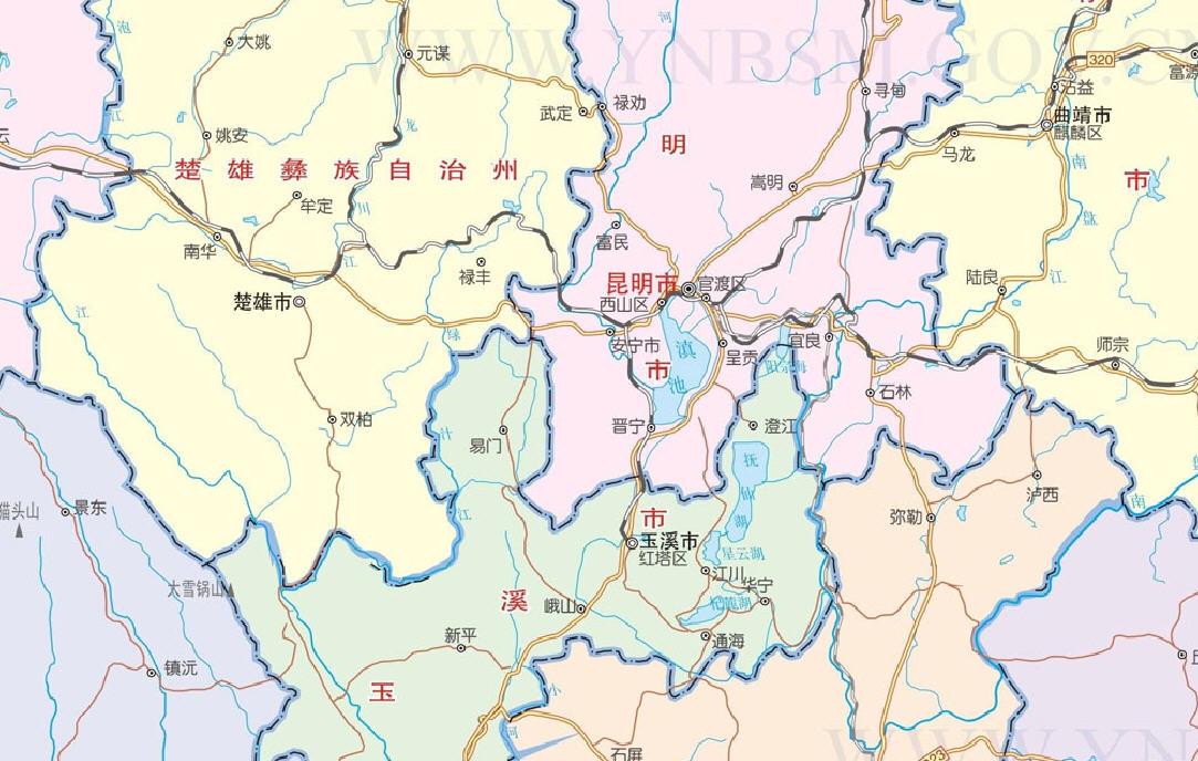 首页 精彩栏目 电子地图 > 云南地图   详细介绍           云南省