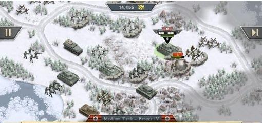 冰封前线1941无限金币版