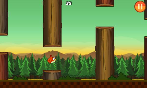 笨拙小鸟(Clumsy Bird)V1.6 官方版