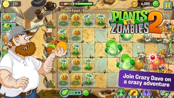 植物大战僵尸2V1.9.271092 国际版