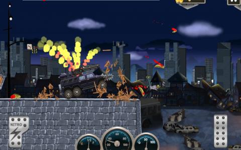 怪物登山赛车(Monster Dash Hill Racer)V1.3 安卓版