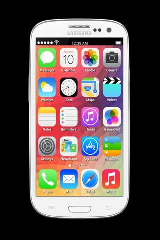 iPhone iOS 7主题V1.0 官方版