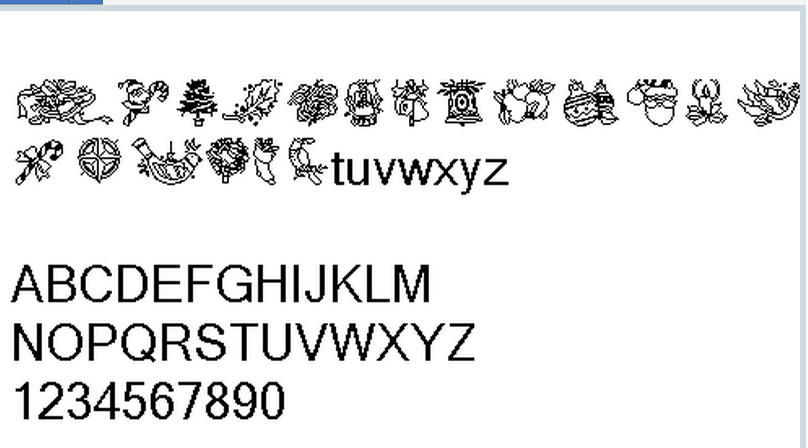Gechristmasjoy字体