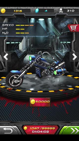 暴力摩托2V1.0.0 苹果版