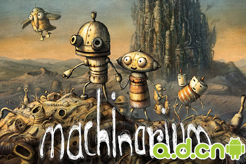 �C械迷城(Machinarium)V2.0.04 安卓版