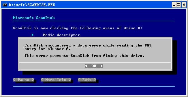 ScanDiskV1.0 光盘版