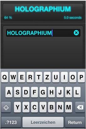 全息摄像 HolographiumV2.0