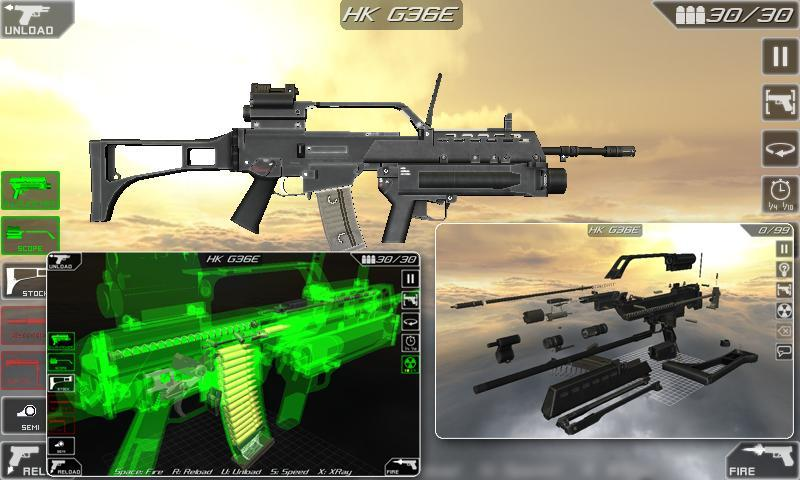 Gun Disassembly 2V22.1 苹果版