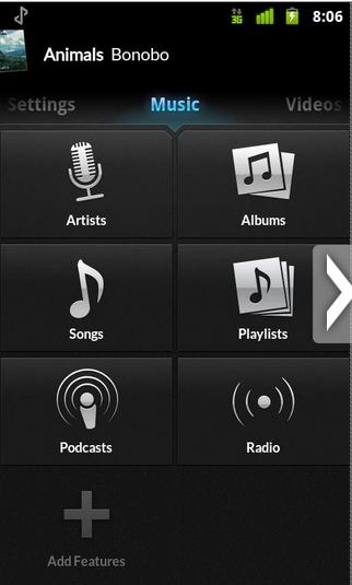 iTunes自動同步播放器 doubleTwist Player