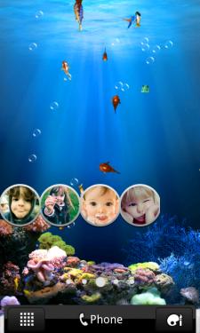 重力感应纯净的海底世界各种动态壁纸 v1.1 图片预览