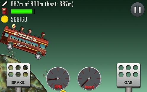 爬坡赛(Hill Climb Racing)V1.17.1 破解版