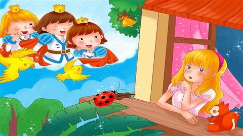 野天鹅 动画 故事书 iBigToy V15.1下载 野天鹅 动画 故事书 iBigToy图片