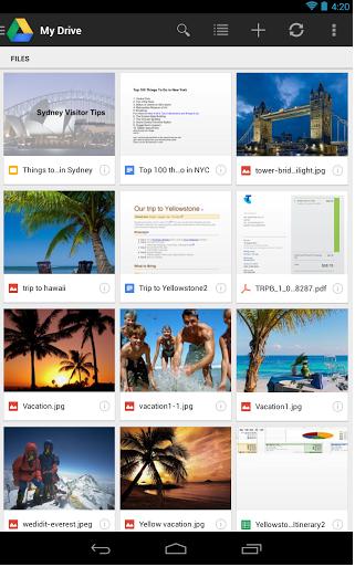 谷歌云端硬盘 Google DriveV1.3