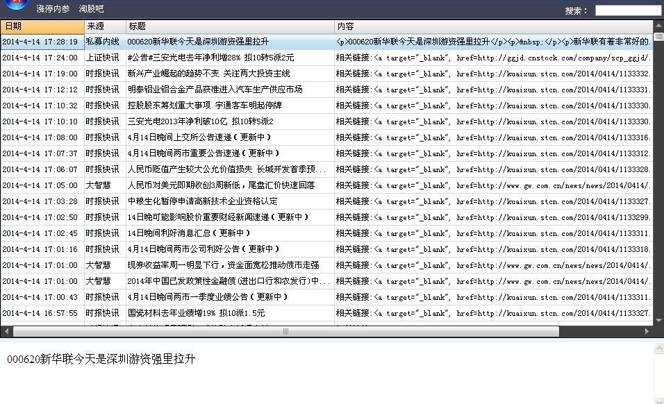 涨停内参V1.2.2.7 官方版