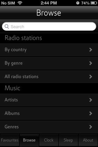 BeoPlayer 音乐播放器V1.3.15 For iPhone